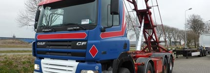 Second hand Cable system trucks  - best prices online