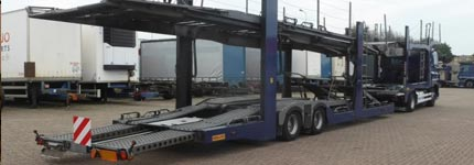 Used car transport trucks for sale or lease
