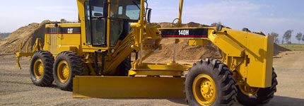 Used Motor Grader for sale or lease