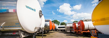 Used tank trucks and occasion tank trailers for sale online